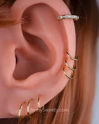 cartilage piercing earrings daith piercing tragus earring cartilage piercing helix hoop nose