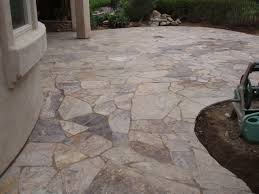 Decorative Stepping Stones Home Depot by Exterior Cozy Flagstone Pavers For Outdoor Flooring Design Ideas