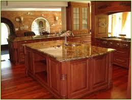 Paint Kitchen Countertop by Granite Give Your Kitchen Looks Fresh With Faux Granite