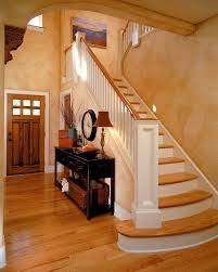 Foyer Entry Tables Foyer Table Ideas Entry Traditional With Wood Railing Faux Finish