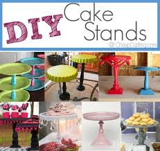 cheap cake stand cheap diy cake stands for and occasions