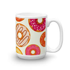 donut design coffee mug donuts and products