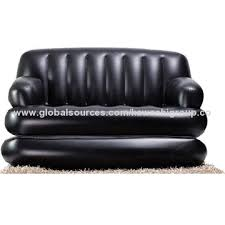 Inflatable Sofa 5 In 1 Air Sofa Bed Comfortable Air Lounge Inflatable Sofa