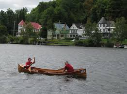Kristine Brabson by 100 Guideboat Building An Adirondack Guideboat More On