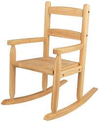 Toddler Rocking Chairs Amazon Com Kidkraft 2 Slat Rocking Chair Honey Toys U0026 Games