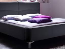 Schlafzimmer Komplett Mit Lattenrost Und Matratze Polsterbett Cloude Bett 160x200 Cm Anthrazit Mit Lattenrost