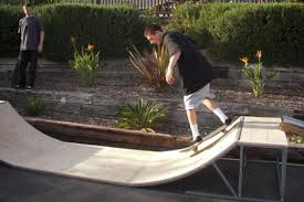 Backyard Skateboard Ramps by Railslide Is A Skateboard Ramp Manufacturer Which Designs And