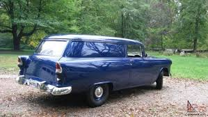chevrolet sedan delivery rare all gm wonderful condition