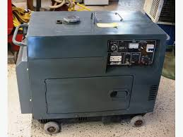 King Woodworking Tools Canada by King Canada Powerforce 5000 Watt Silent Diesel Generator I 51747