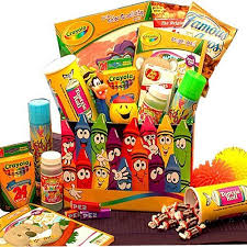 gift baskets for kids creative kids activity and snacks gift