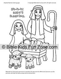 nativity coloring sheets nativity crafts and activities for children