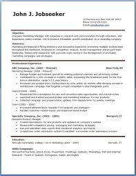 fascinating employment resume 29 in simple resume with employment