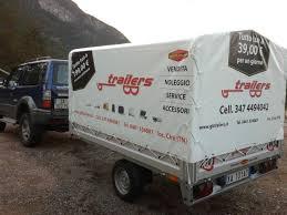 noleggio carrello porta auto noleggio carrelli e rimorchi per auto trentino alto adige veneto
