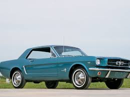 twilight blue mustang 1965 ford mustang hardtop that mona smile mustang monthly