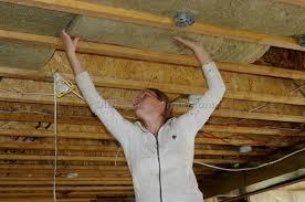 creative designs best sound insulation for basement ceiling