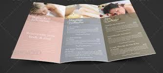 spa menu template spa menu template 25 free psd eps documents