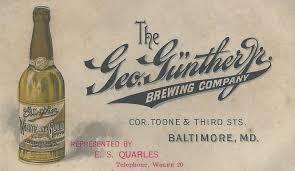 old baltimore breweries
