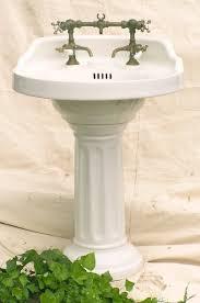 Pedestal Sink Sale Vintage Pedestal Sinks