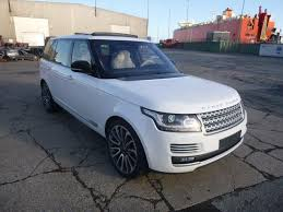 land rover autobiography white searching cars