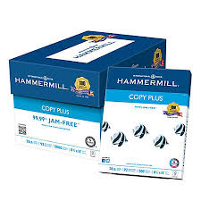 hammermill copy plus mp paper letter size paper 20 lb 500 sheets