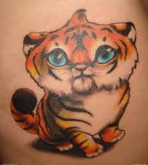 tiger tattoo designs pictures symbolism 10 powerful looking tiger tattoos
