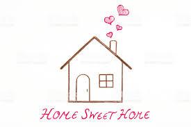 casa disegno casa dolce casadisegno fotografie stock e altre immagini di 2015