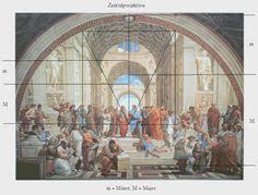 der goldene schnitt architektur der goldene schnitt in architektur kunst und mathematik