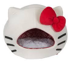 Dog Igloo Hello Kitty Igloo Bed Hello Kitty The Pet Collection