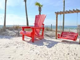 Kids Beach Chair With Umbrella Beachfront Hotel In Panama City Beach Fl Boardwalk Beach Resort