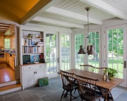 Modern Sunroom Sunroom Dining Room Dining Room Sunroom Ideas Care Free Sunrooms