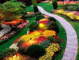 small flower bed ideas flower garden ideas sloping office amusing beauty gardening for