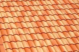 Tile Roof Types Orange Roof Shingles U0026 Roof Shingles Sc 1 St Openclipart