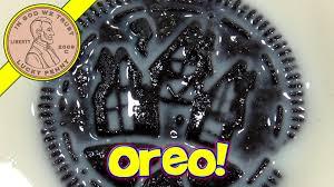 halloween oreo orange creme filled cookies u0026 silk very vanilla soy
