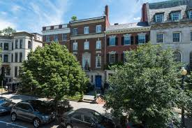 for 5 2m buy a kalorama home with an indoor pool rooftop