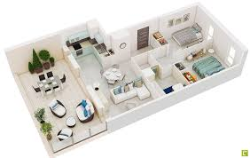 smartness inspiration 3d home architect blueprints 1 3d floor plan