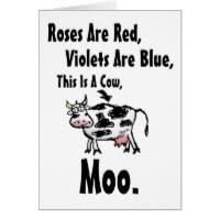 cow greeting cards cow cards invitations zazzle co uk