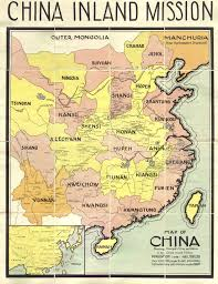 Changsha China Map by James Hudson Taylor An English Missionary Who Made His Mark In