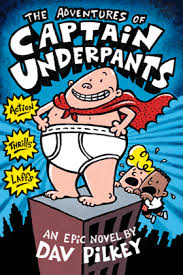 the adventures of captain underpants book 1 dav pilkey