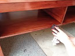 How To Paint Ikea Furniture by Staining Ikea Veneer Furniture