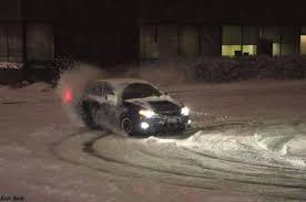 subaru drift snow kelvin kielley u0027s 2009 subaru impreza
