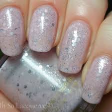 pale nail polish