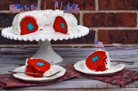 star surprise patriotic bundt cake major hoff takes a wife