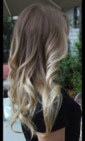 does hair look like ombre when highlights growing out 170 best ombre hair images on pinterest beautiful blondes and