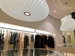 Retail Store Lighting Fixtures Boutique Interiors Retail Store Fashion Boutique Interior