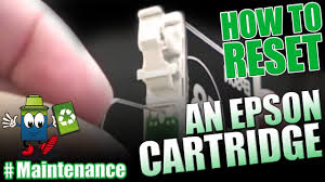 chip resetter epson xp 305 how to reset an epson cartridge youtube