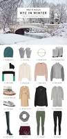 Clothes To Wear On A Safari What To Pack For New York In Winter Sher She Goes