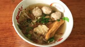 contoh laporan wawancara pedagang bakso di balik viralnya bakso beranak dan bakso mangkuk di media sosial