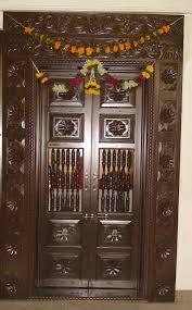 pooja room designs in wood decorate pooja room home pinterest