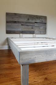 best 25 rustic wood bed frame ideas on pinterest rustic wood