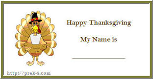 happy thanksgiving name tags free thanksgiving dinner name tags
